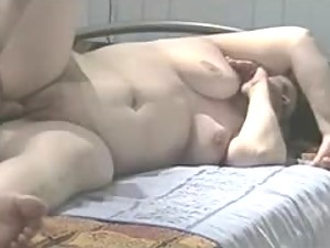 Curvy wife and hubby fuck