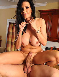 Shay Is One Horny Looking Cougar