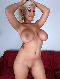 Beautiful Bridgett Has Perfect Boobs