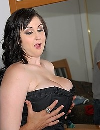Big Natural Boobs Beverly Flaunts
