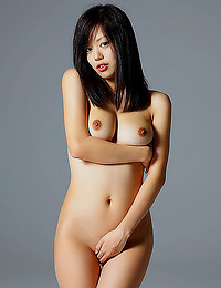 Erotic solo with cute Asian