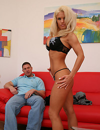 Lovely Blond Cougar Victoria Gets Nailed