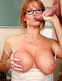 Horny Teacher Bangs Her Horny Student