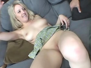 Teen Hottie Piper Parker Gets Her Ass Tapped