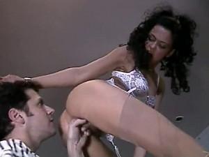 Olivia Del Rio Involved In a Vintage Threesome