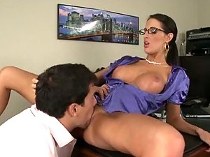 Kortney Kane Engaged In Some Great Oral Action