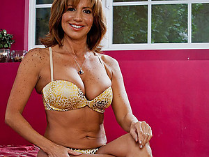 Busty Mature Beauty Tara Gets Boned