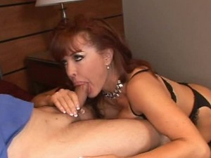 Hot Mom Rides It And Sucks It Like A True Pro