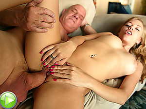 Fucked up masseuse abusing a stupid slut