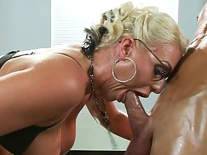 Sexy Sadie Swede Having Her First Anal Scene Ever In The Office