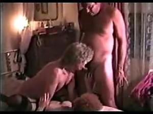 Vintage Bi Threesome