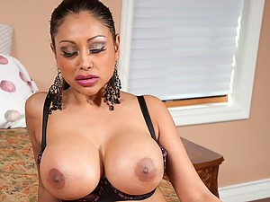 Indian pornstar with huge tits