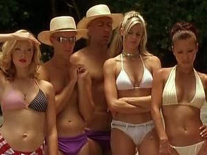 Sexy Models Brooke Burns, Kimberley Davies, Marcelle Larice, Maria Arce, Sung Hi Lee