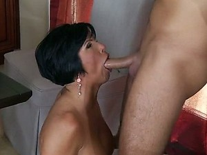Busty Brunette MILF Shay Fox Gets Fucked Doggy Style By Keiran Lee